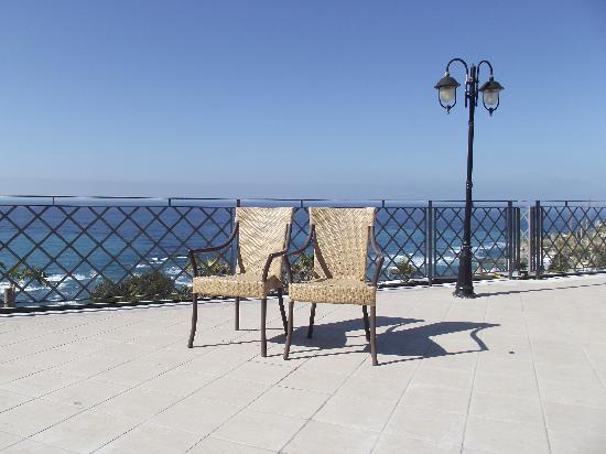 Sorriso Thermae Resort & Spa: le sedie vuote ci stanno aspettando