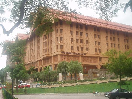 Royale Chulan Kuala Lumpur: Hotel exterior