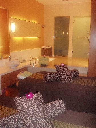 Royale Chulan Kuala Lumpur: Hotel spa