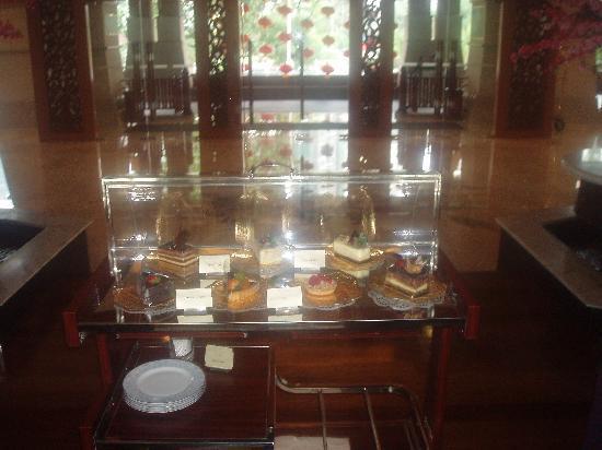 Royale Chulan Kuala Lumpur: Tea time treat!
