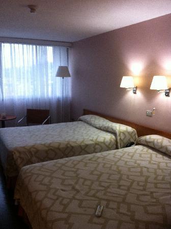 Hotel Paseo Las Mercedes: habitacion ejecutiva