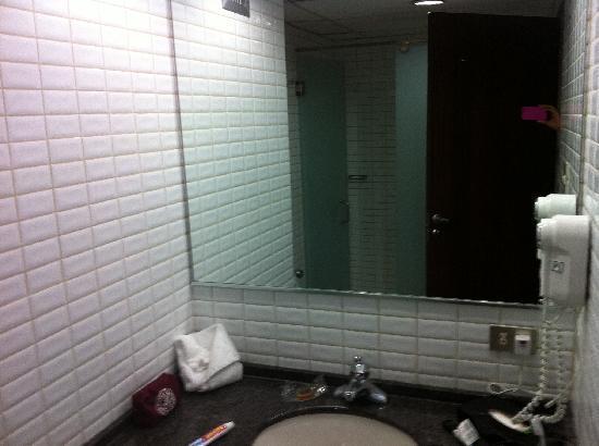 Hotel Paseo Las Mercedes: betroom