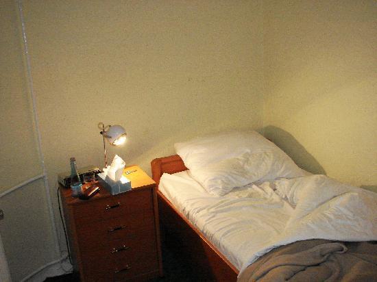 Novum Hotel Lichtburg am Kurfuerstendamm: detalle de la cama