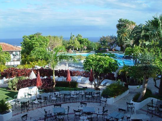 Hotel Jardin Tecina: La piscine principale