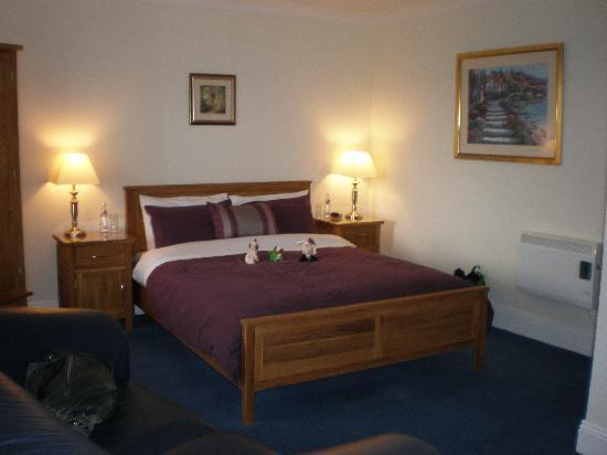 Rhins of Galloway: Our room