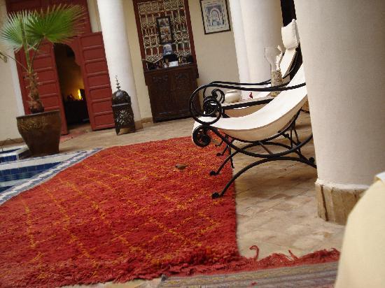 Origin Hotels Riad El Faran: Desayuno del pájaro