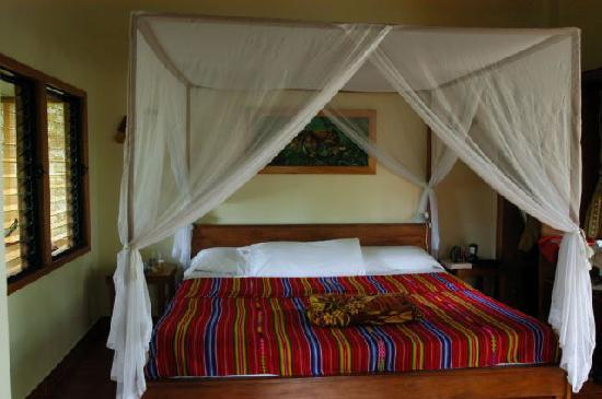Mariposa Jungle Lodge: Bedroom
