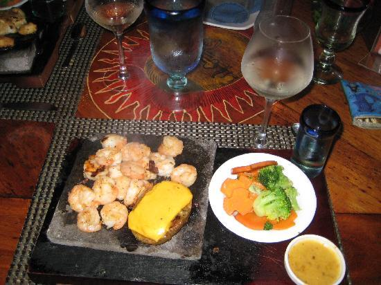 Red Mangrove Aventura Restaurant: Bourbon Shrimp