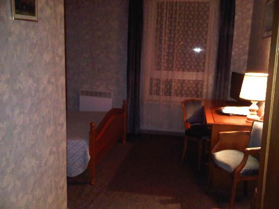 Hostellerie de l'Etoile : chambre