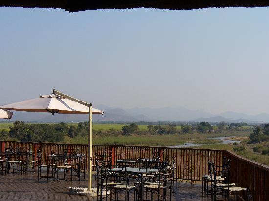 Pestana Kruger Lodge : vista sul fiume