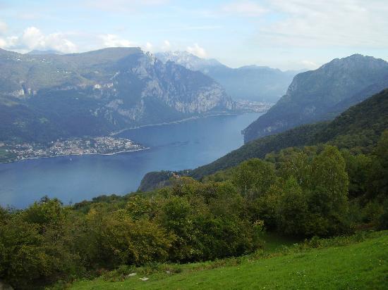 Barni, Italien: vista sul lago