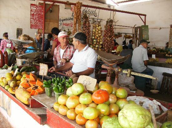 Market in Matanzas