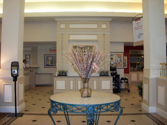 Hilton Garden Inn Sarasota - Bradenton Airport: Entrance