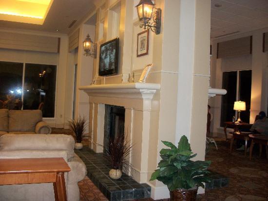 Hilton Garden Inn Sarasota - Bradenton Airport: Lobby comfort