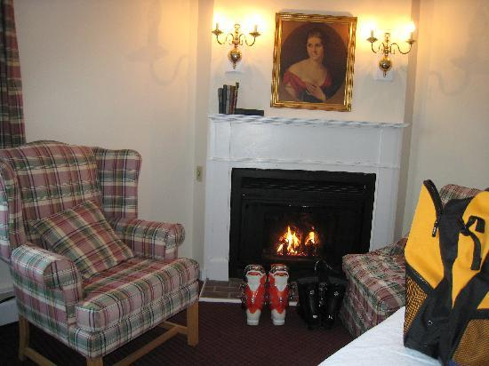 Inn at Mount Snow: Our room