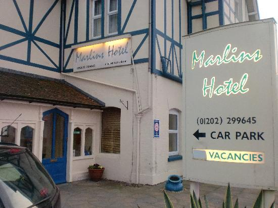 The Chocolate Box Hotel: Great little find