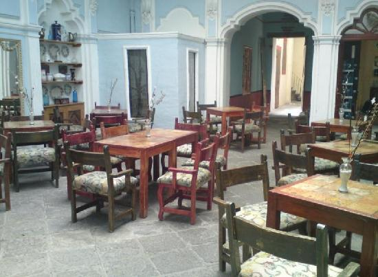 Comedor Hotel Casa de la Palma