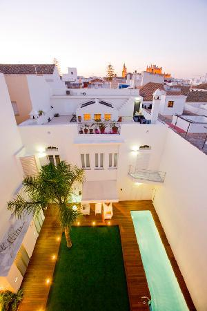 Hotel Boutique Alcoba: vista panoramica