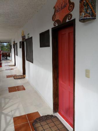 Itour Mexico: il corridoio delle camere