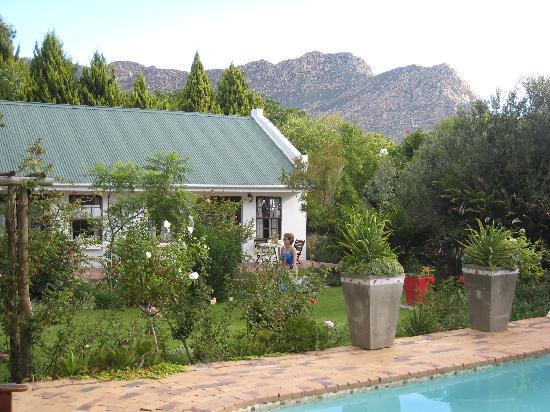 Airlies Gastehuis: Garden Room