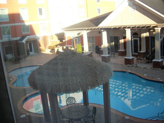 Homewood Suites Atlanta NW-Kennesaw Town Ctr : pool