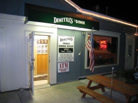 Dimitri's Diner Family Restaurant: Dimitris Diner