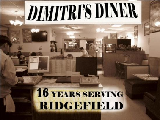 Dimitri's Diner Family Restaurant: 16 Years Serving Ridgefield 2011