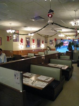 Dimitri's Diner Family Restaurant: Second Dining Room For Families.