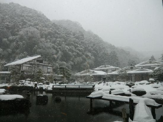 Saiki Bekkan : ゆったり雪景色