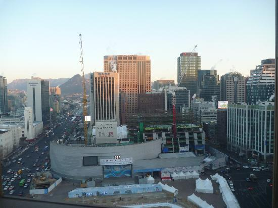 THE PLAZA Seoul, Autograph Collection: View from room
