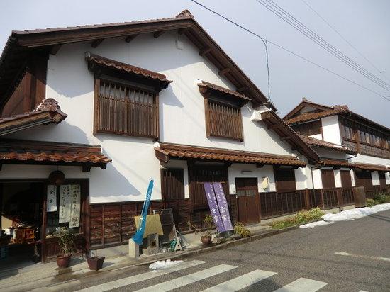 Kurayoshi, Giappone: 白壁土蔵群