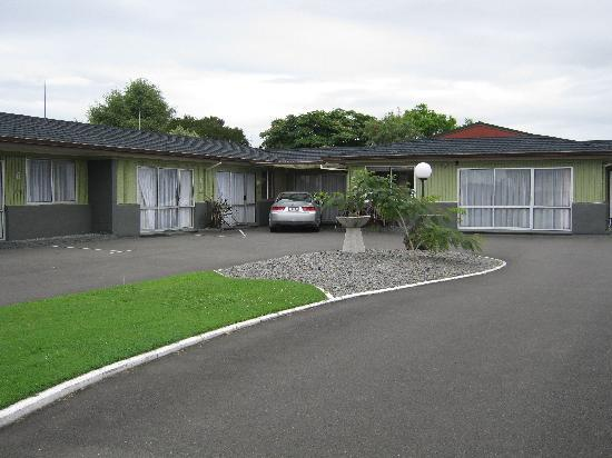 Lisa Rose Motel: The motel