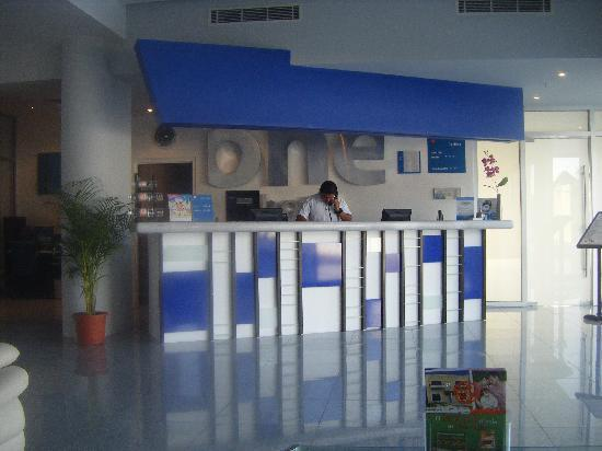 One Playa Del Carmen: Reception