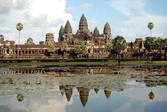 Siem Reap, Cambodia: Angkor Wat Temple