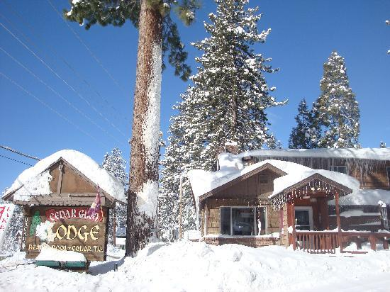 Cedar Glen Lodge: So beautiful