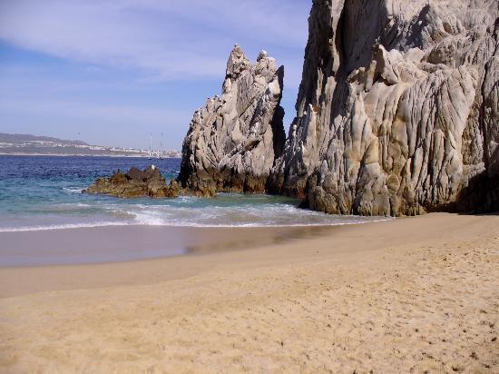 Playa del Amor (Lover's Beach): lovers beach