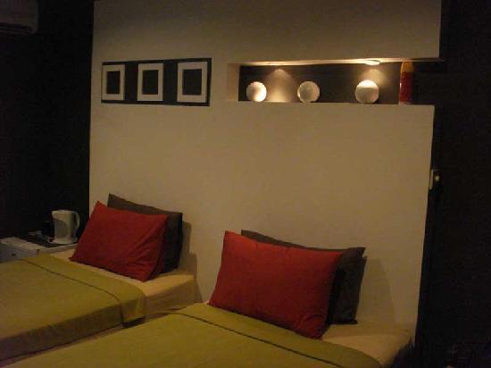 The Cabin Langkawi: Comfy beds
