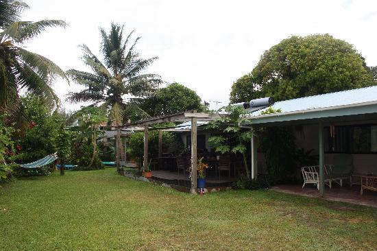 Aremango Guesthouse: Aremango