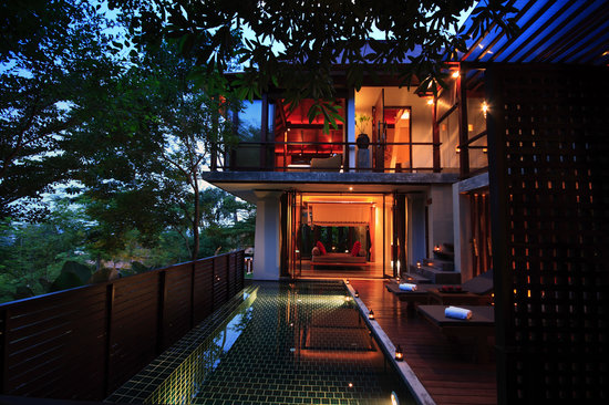 Villa Zolitude Resort and Spa: Treetop duplex pool villa