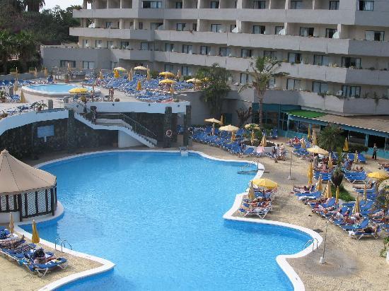Gran Hotel Turquesa Playa : Outdoor Swimming