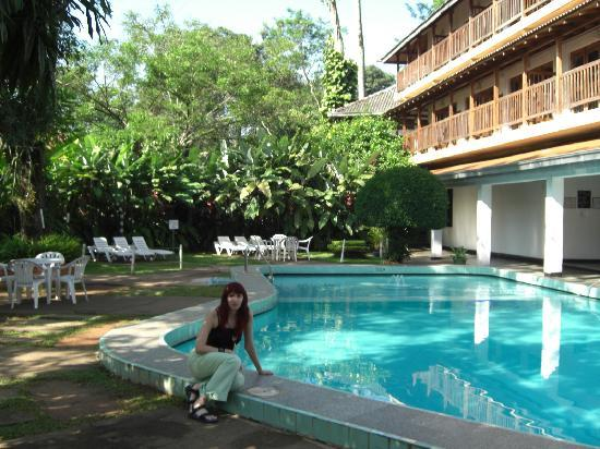 swimming pool picture of hotel hilltop kandy tripadvisor