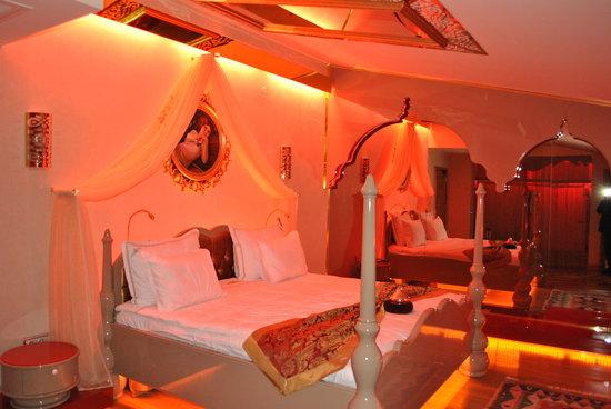 Hotel Sultania: Room