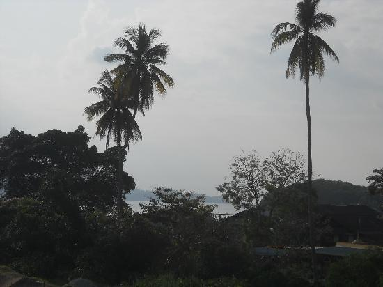 Best Stay Hotel Pangkor Island: Seaview from room window