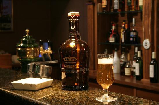 Ventura Boutique Hotel: Gallagher beer