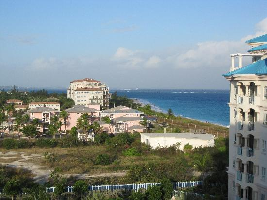 Seven Stars Resort & Spa: View from room 2601