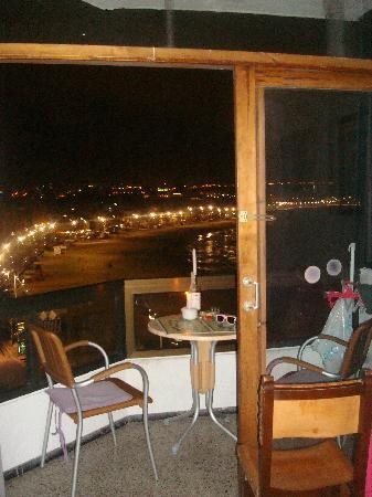 Hotel Apartamentos Don Carlos: Ypperlig balkong