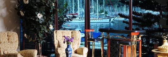 Ata Park Hotel: atapark hotel lobby
