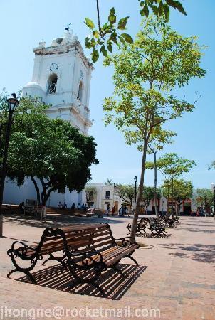 سانتا مارتا, كولومبيا: Catedral Santa Marta