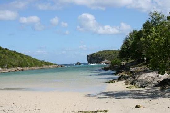 Anse-Bertrand, Guadeloupe: les plus belles plages