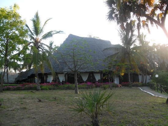 Angel's Bay Beach & Villas Resort : Salone hotel